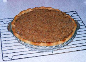 Delicious Mid-Century Pecan Pie Recipe